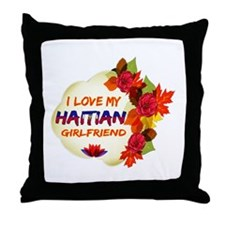 Haitian Girlfriend Valentine design Girlfriend Thr