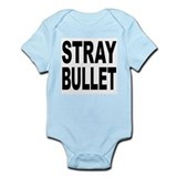 """Stray Bullet"" Infant Creeper"