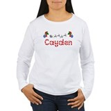 Cayden, Christmas T-Shirt