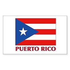 Puerto Rico - PR Decal