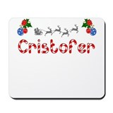 Cristofer, Christmas Mousepad