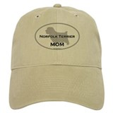 Norfolk Terrier MOM Baseball Cap