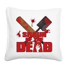 shaun9.png Square Canvas Pillow
