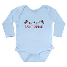 Damarion, Christmas Onesie Romper Suit