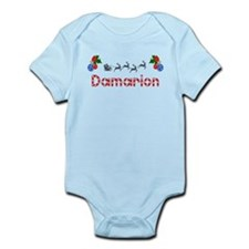Damarion, Christmas Infant Bodysuit