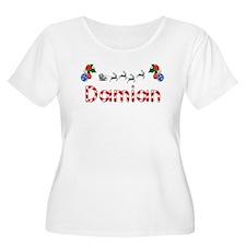 Damian, Christmas T-Shirt
