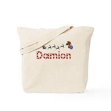 Damion, Christmas Tote Bag