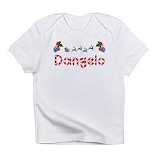 Dangelo, Christmas Infant T-Shirt