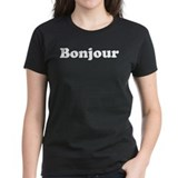 Cute French paris Tee