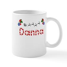 Danna, Christmas Small Mug