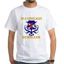 Be A Nation Again Scotland Shirt