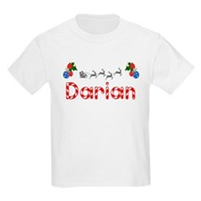 Darian, Christmas T-Shirt