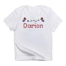 Darion, Christmas Infant T-Shirt