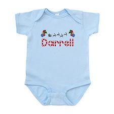 Darrell, Christmas Infant Bodysuit