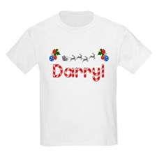 Darryl, Christmas T-Shirt