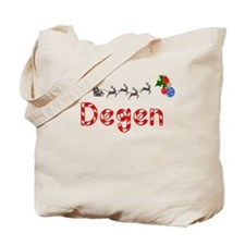 Degen, Christmas Tote Bag