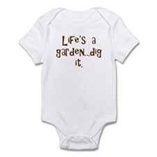 Dig It Infant Bodysuit