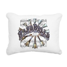 handbells.png Rectangular Canvas Pillow