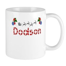 Dodson, Christmas Mug