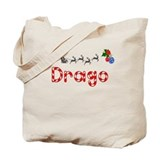 Drago, Christmas Tote Bag
