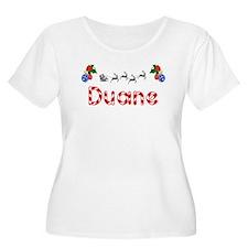 Duane, Christmas T-Shirt