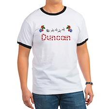 Duncan, Christmas T