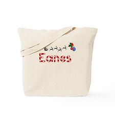 Eanes, Christmas Tote Bag