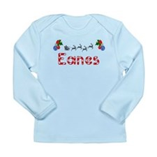 Eanes, Christmas Long Sleeve Infant T-Shirt