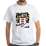 Moll Coat of Arms White T-Shirt