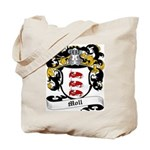 Moll Coat of Arms Tote Bag