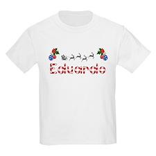 Eduardo, Christmas T-Shirt