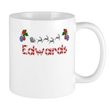 Edwards, Christmas Mug