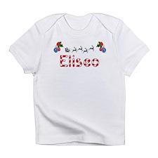 Eliseo, Christmas Infant T-Shirt