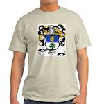 Meier Coat of Arms Ash Grey T-Shirt