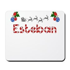 Esteban, Christmas Mousepad