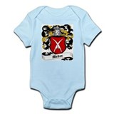 Meder Coat of Arms Infant Bodysuit