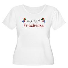 Fredricks, Christmas T-Shirt