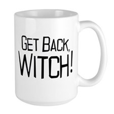 Princess Bride Get Back Witch Mug