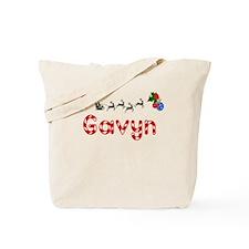 Gavyn, Christmas Tote Bag