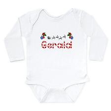 Gerald, Christmas Onesie Romper Suit
