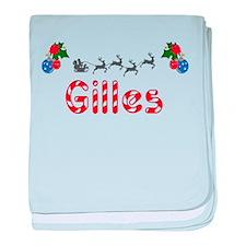 Gilles, Christmas baby blanket