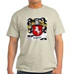 Ingram Coat of Arms Ash Grey T-Shirt