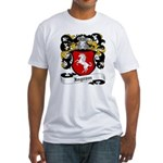 Ingram Coat of Arms Fitted T-Shirt