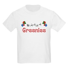 Greenlee, Christmas T-Shirt