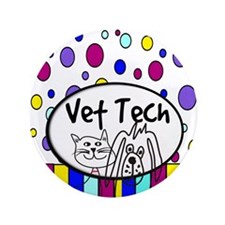 "Vet Tech Tote 1.PNG 3.5"" Button"