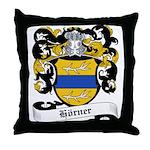 Hörner Coat of Arms Throw Pillow