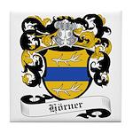 Hörner Coat of Arms Tile Coaster