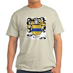 Hörner Coat of Arms Ash Grey T-Shirt