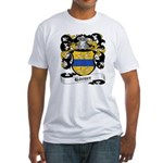 Hörner Coat of Arms Fitted T-Shirt
