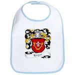 Hoger Coat of Arms Bib